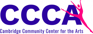 Cambridge Community Center for the Arts (CCCA) Logo