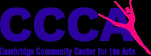 Cambridge Community Center for the Arts (CCCA) Logo