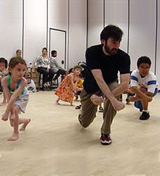 Dan Marshall Kids Kung Fu Class