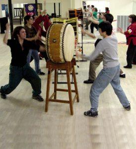 Taiko Drumming