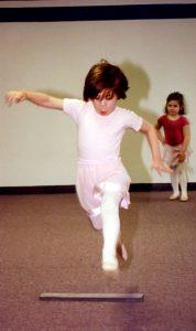 Erica Sigal Girl Jumping
